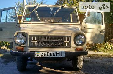 ЛуАЗ 969 Волынь 1993 в Яготине
