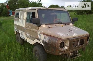 ЛуАЗ 969 Волинь 1983 в Довжанську