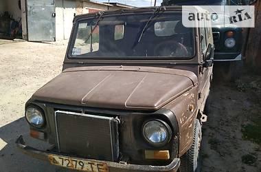 ЛуАЗ 969 Волынь 1992 в Бережанах