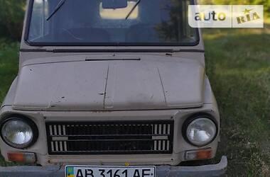 ЛуАЗ 969 Волынь 1985 в Братском