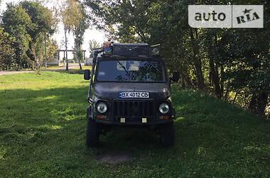 ЛуАЗ 969 Волынь 1990 в Белогорье