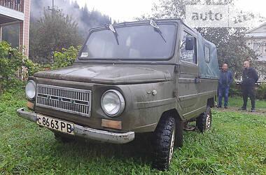 ЛуАЗ 969 Волынь 1990 в Верховине