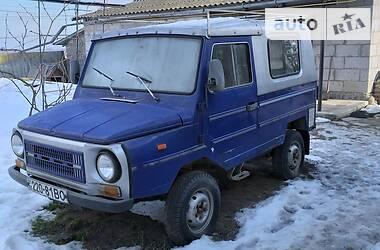 ЛуАЗ 969 Волынь 1991 в Локачах