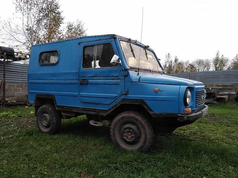 ЛуАЗ 969 Волинь 1999 в Шепетівці
