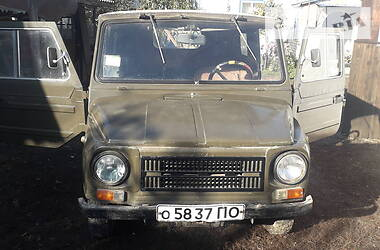 ЛуАЗ 969 Волынь 1989 в Полтаве