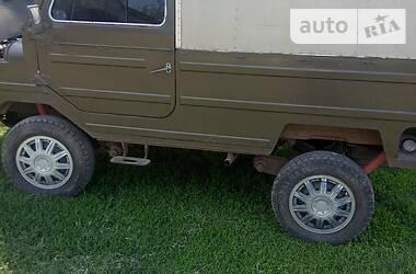 ЛуАЗ 969 Волинь 1973 в Чугуєві