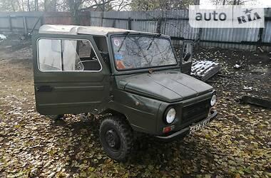 ЛуАЗ 969 Волынь 1989 в Корсуне-Шевченковском