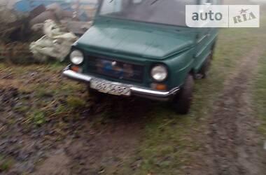 ЛуАЗ 969 Волынь 1991 в Луцке