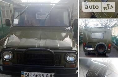 ЛуАЗ 969 Волынь 2008 в Белгороде-Днестровском