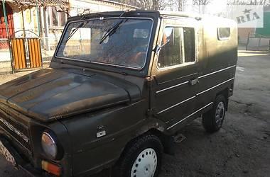 ЛуАЗ 969 Волынь 1983 в Литине