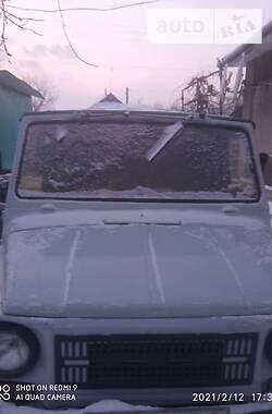 ЛуАЗ 969 Волынь 1992 в Тульчине