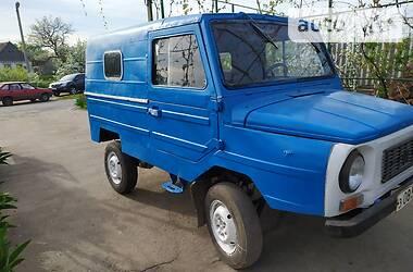 ЛуАЗ 969 Волынь 1984 в Мелитополе