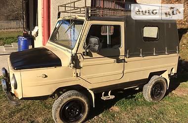 ЛуАЗ 969А 1990 в Косове