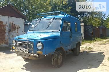 ЛуАЗ 969М 1986 в Шостке
