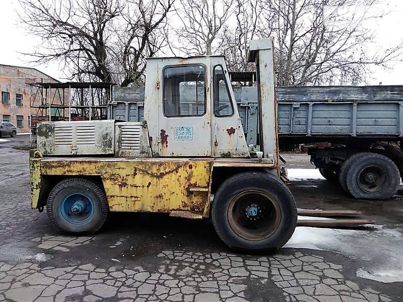 Львовский погрузчик 40816 1980 в Баштанке