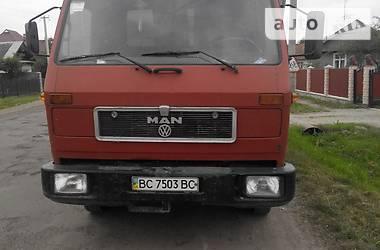 MAN-VW 6.100 1990 в Ивано-Франковске