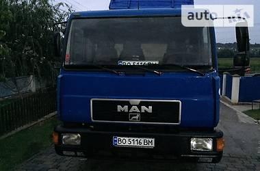 MAN-VW 8.150 1993 в Бучаче