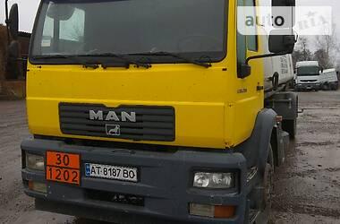 MAN 18.220 2004 в Івано-Франківську