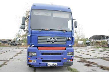 Тягач MAN 18.480 2005 в Черноморске