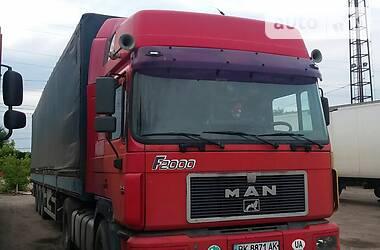MAN 19.403 1996 в Никополе