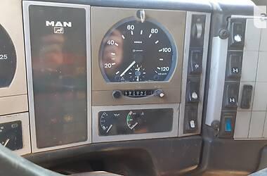 Машина ассенизатор (вакуумная) MAN 19.403 1998 в Одессе