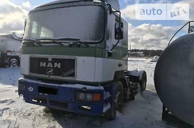 MAN 19.463 1997 в Львове