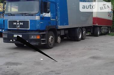 Фургон MAN 22.331 1993 в Сумах