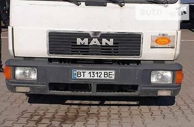 Для перевозки животных MAN 8.163 1997 в Одессе