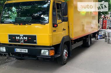 Фургон MAN 8.163 1995 в Киеве