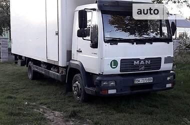 MAN 8.185 2001 в Ровно