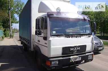 MAN 8163 1997 в Житомире