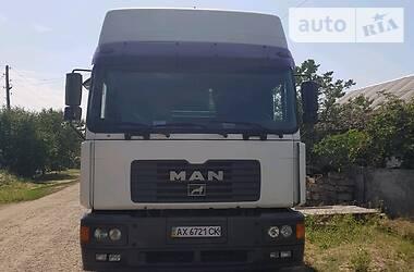 MAN Comandor 2000 в Балаклії