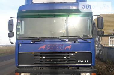MAN ERF  2000