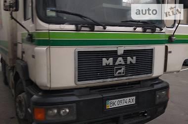 MAN F 2000 2000 в Ровно