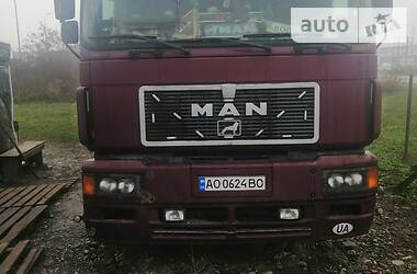 MAN F 2000 2000 в Черновцах
