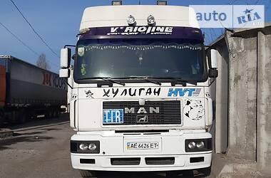 MAN F 2000 1997 в Каменском