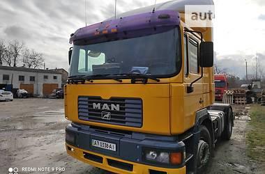 MAN F 2000 2000 в Івано-Франківську