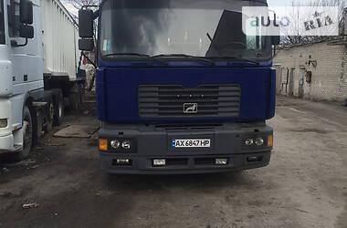 Другое MAN F 2000 1997 в Харькове