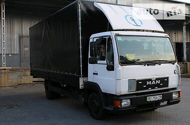 MAN L 2000 2000 в Львове