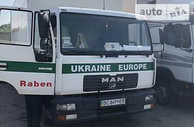 MAN LE 8.160 2001 в Львове