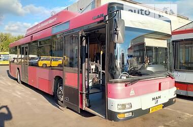 Пригородный автобус MAN Lion City 2001 в Запорожье