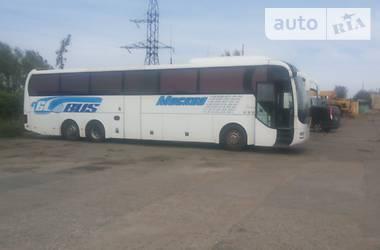 MAN R08 2005 в Луганске