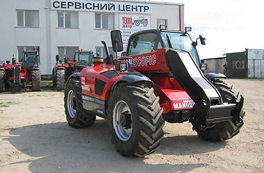 Manitou MLT 634-120 LSU 2000 в Волочиске