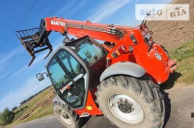 Manitou MLT 634-120 LSU 2008 в Луцке