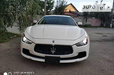 Maserati Ghibli 2015 в Белой Церкви