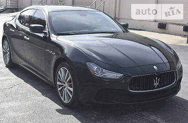 Maserati Ghibli 2016 в Одессе