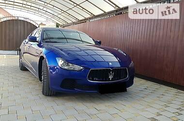 Седан Maserati Ghibli 2014 в Киеве