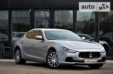 Седан Maserati Ghibli 2013 в Києві
