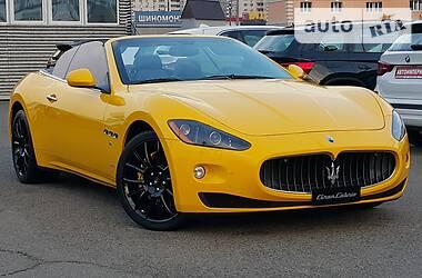 Maserati GranCabrio 2011 в Киеве