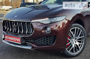 Maserati Levante 2017 в Киеве